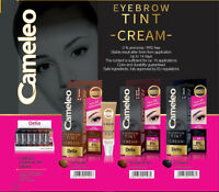 Delia Cosmetics Tinting Eyelash & Eyebrow Dye Tint Lash  Full Kit - All Colours