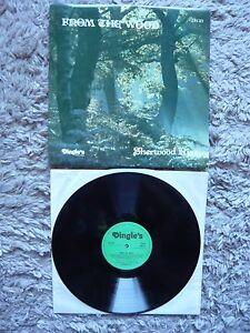 Sherwood Rise From The Wood Dingle's DIN321 UK 1981 Folk Vinyl LP A1/B1 Matrix