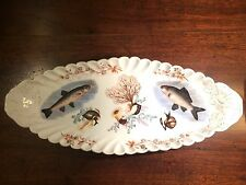 Marx And Gutherz Carlsbad Fish Platter