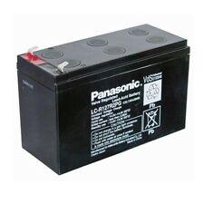 Panasonic Blei-Akku LC-R127R2PG Pb 12V 7,2Ah Faston 6,3mm