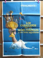 3219       CABALLEROS DE LA MESA CUADRADA SUS LOCOS SEGUIDORES MONTY PYTHON