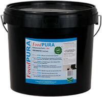 Food PURA® 3KG Food Grade CODEX Diatomaceous Earth DE - Pure Fresh Water