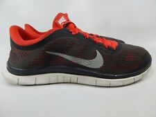2f7025a00121e Nike Free 3.0 V5 Size 13 M (D) EU 47.5 Men s Running Shoes Red