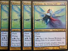 XYX 4x WYDWEN, THE BITING GALE Engl. Lorwyn (Faerie)