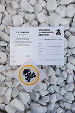 Aktion 1x 2h Totenkopf Abzeichen  + Urkunde, Schwimmabzeichen