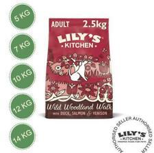 Lily's Kitchen Duck, Salmon & Venison - Grain Free Adult Dog Dry Food (5 - 14kg)