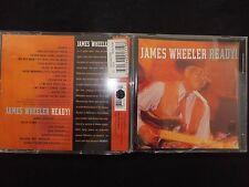 CD JAMES WHEELER / READY /