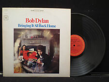 Bob Dylan-Bringing It All Back Home on Columbia Records CS9128 Reissue 360 Sound