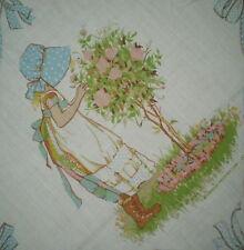 Vintage HOLLY HOBBIE Fabric (30cm x 30cm)