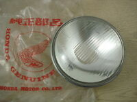 NOS HONDA CB93 CB125 CB160 CL160 HEADLIGHT LAMP LIGHT UNIT HEAD PN 33120-216-830