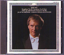 Christopher Hogwood: Mozart Symphony No. 31 Paris & 40 L 'OISEAU-LYRE CD SYMPHONIES