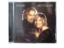 BARBRA STREISAND - Guilty Pleasures CD 2005 Columbia / BEE GEES
