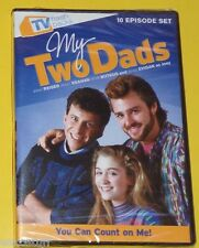 My Two Dads - Paul Reisser / Staci Keanan Ten episodes classic TV NEW! DVD See!