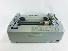 Epson LQ-590 24-Pin Dot Matrix Impact Fast Parallel USB Printer