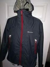 DESIGNER MONTANE PERTEX SHIELD SHELL JACKET SIZE MEDIUM ...NEW COND RRP £120