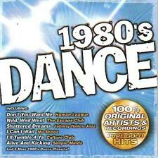 Various Artists : Pure Gold Hits:1980s Dance CD