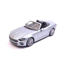 Bburago 21083 Fiat Araignée Rouge Échelle 1 24 Maquette de Voiture Nouveau °