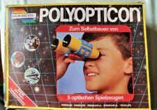 dfv Polyopticon Baukasten 5 Fernglas Handlupe Fernrohr Tischlupe ab 6 Jahren