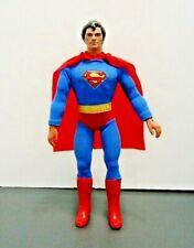 """12"""" Superman Action Figure  DC Comics 1977 Mego Corp 1978"""