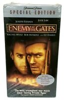 Enemy at the Gates (VHS, 2001) Video Tape Special Edition Jude Law - NEW SEALED