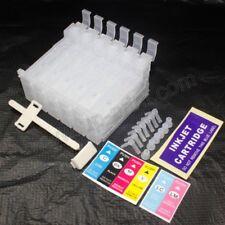 24pcs Empty CISS cartridge compatible For EPSONs 6colors printer ink cartridge