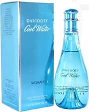 COOL  WATER  by  Davidoff  Perfume  Deodorant  Spray  3.4 / 3.3 OZ  / 100 ML NIB
