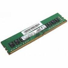 Genuine Lenovo 8GB DDR4 2400MHz non-ECC UDIMM Desktop Memory, 4X70M60572