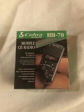 Cobra Hh-70 Mobile Cb Radio Free Shipping