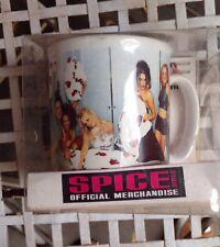 "SPICE GIRLS Mug Orginal OFFICIAL MERCHANDISE MUG - "" Bedroom Logo"""