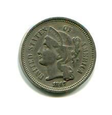 USA 1867 3 CENTS