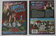 Vampire Chronicles 1: Devil Bat, An American Vampire in London dvd  RARE! sealed