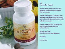 Forever Bee PROPOLIS - Natural Immune support 60 Tabl Exp 2021 KOSHER/ HALAL