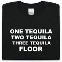 Tequila T-Shirt Mens Womens Funny drinking pub alcohol