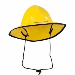 Ortlieb Rain Hat - Southwestern - Yellow
