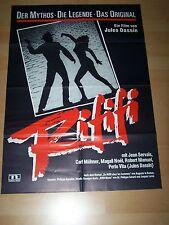 RIFIFI - Kinoplakat A1 WA 70er - JULES DASSIN Jean Servais