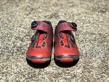 Shimano SH-XC701 XC7 Shoes Red Size 44