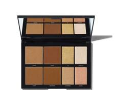 Morphe 8L Lo-Fi Sculpt and Shimmer Palette / Shipping Worldwide