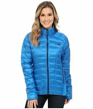 The North Face Quince Womens Jacket 800-fill goose Clear Lake Blue Size L New
