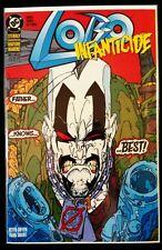 LOBO #3 INFANTICIDE (1992 DC Comics) ~ VF/NM Comic Book