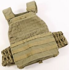 5.11 Tactical TacTec Plate Carrier Quick Release Vest ONE SIZE MOLLE Tan 56100