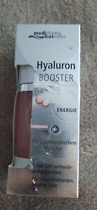 Hyaluron Booster von medipharma Cosmetics NEU 30 ml