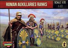 Strelets Models 1/72 ROMAN AUXILLARIES RANKS Figure Set