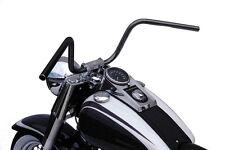 Lucas Lenker Apehanger schwarz mit ABE für Harley Davidson