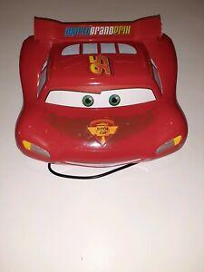 Vtech Disney Pixar Cars Lightning McQueen Learning Laptop Reading Math Games