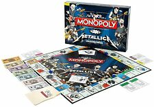 MONOPOLY Metallica (UK VERSION)