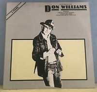 "DON WILLIAMS Four Tracks From 1977 UK 12"" vinyl Single EXCELLENT CONDITION"