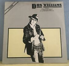 """DON WILLIAMS Four Tracks From 1977 UK 12"""" vinyl Single EXCELLENT CONDITION"""