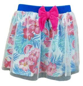 Disney Sz 12M Pink Gold Tutu Skirt Girls Toddler Princess Pull Up Elastic Waist