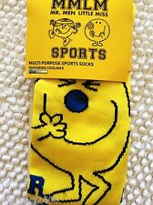 MENS KNEE HI MR MEN MISCHIEF QUALITY SKI SKIING FOOTBALL WELLY SPORT BOOT SOCKS
