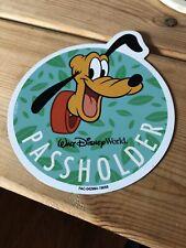 NEW Authentic Walt Disney World Pluto Annual Passholder Magnet Disney Mickey